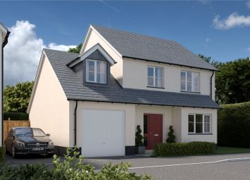 Thumbnail 4 bed detached house for sale in Plot 4, Belle Vue Heights, Ashley Road, Uffculme, Devon