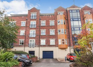 Thumbnail 3 bed flat for sale in Carisbrooke Road, Leeds