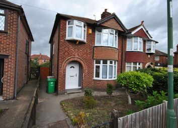 Thumbnail 3 bed semi-detached house to rent in Brora Road, Highbury Vale, Nottingham