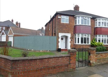 Thumbnail 3 bed semi-detached house for sale in Westward Ho, Grimsby
