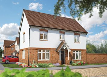 """Thumbnail 3 bed detached house for sale in """"The Spruce"""" at Canon Ward Way, Haslington, Crewe"""