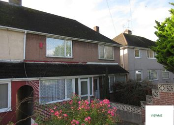 Thumbnail 2 bedroom terraced house to rent in Vicarage Gardens, St Budeaux, Plymouth, Devon