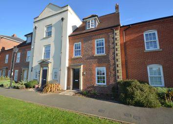 Thumbnail 3 bed terraced house for sale in Greenkeepers Road, Biddenham, Bedford