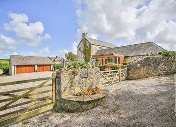 Thumbnail 5 bed detached house for sale in Clemenstone, Cowbridge