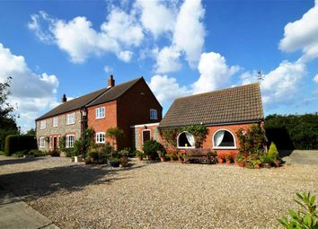Thumbnail 4 bedroom detached house for sale in Hall Lane, Knapton, North Walsham