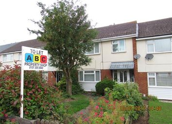 Thumbnail 3 bed terraced house to rent in Braemar Court, Ellesmere Port