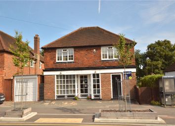 Thumbnail 3 bed detached house for sale in Woodbridge Hill, Guildford, Surrey