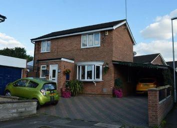 Thumbnail 3 bed detached house for sale in Glade Close, Little Billing, Northampton