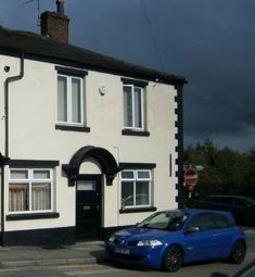 Thumbnail 2 bed end terrace house to rent in Pearle Street, Macclesfield, Cheshire