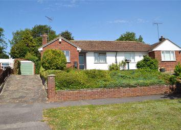 Thumbnail 2 bed semi-detached bungalow for sale in Rissington Close, Tilehurst, Reading, Berkshire