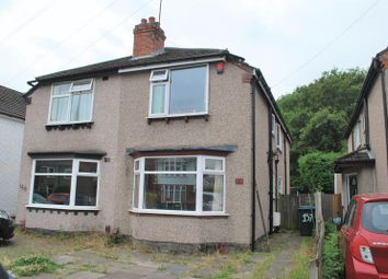 3 bed semi-detached house to rent in Whoberley Avenue, Chapelfields, Coventry CV5