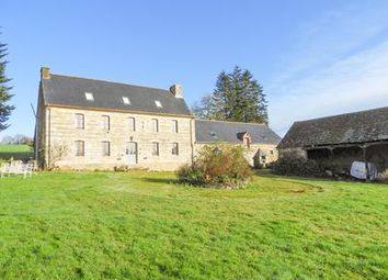 Thumbnail 4 bed equestrian property for sale in Le-Quillio, Côtes-D'armor, France
