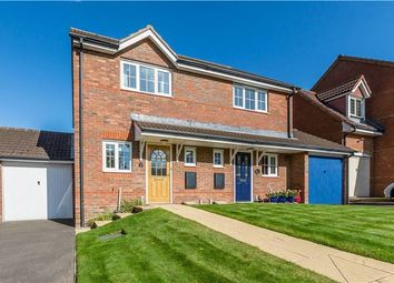 Thumbnail 2 bed semi-detached house for sale in Chalkhill Barrow, Melbourn, Cambridge