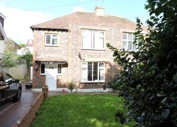Thumbnail 3 bed property to rent in Goldstone Crescent, Hove