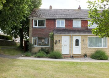 Thumbnail 3 bed end terrace house to rent in Manor Green, Stanford In The Vale, Faringdon