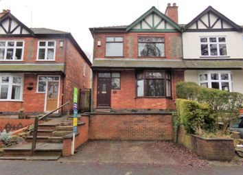 Thumbnail 3 bedroom semi-detached house for sale in Brookside Road, Breadsall, Derby