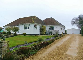 Thumbnail 3 bed detached bungalow for sale in Scottlethorpe Road, Edenham, Bourne, Lincolnshire