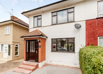 Thumbnail 3 bed semi-detached house for sale in Dominion Drive, Romford