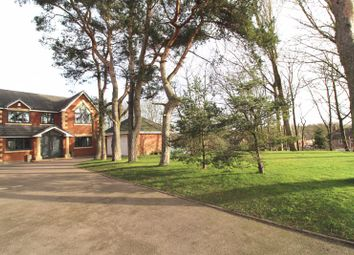 6 bed detached house for sale in Stafford Lane, Hednesford, Cannock WS12