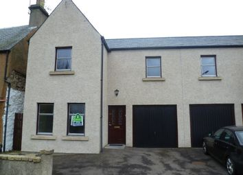 Thumbnail 4 bed semi-detached house to rent in B Burnside, Auchtermuchty, Cupar