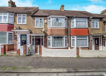 Thumbnail 3 bed terraced house for sale in Wickham Street, Rochester