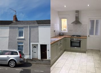 Thumbnail 2 bed cottage to rent in 17 Upper William Street, Llanelli, Carmarthenshire