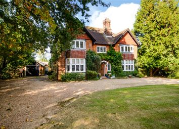 Thumbnail 5 bedroom detached house for sale in Wilkins Green Lane, Hatfield, Hertfordshire