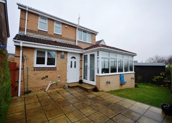 Thumbnail 3 bed detached house for sale in Daleside, Sacriston, Durham