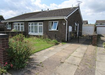 Thumbnail 2 bed semi-detached bungalow for sale in Ludgate Close, Rossington, Doncaster