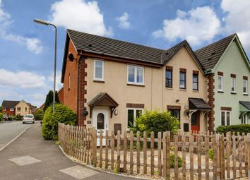 Thumbnail 2 bedroom semi-detached house for sale in Longtown Grove, St. Brides Wentlooge, Newport