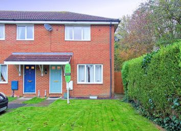 Thumbnail 2 bed terraced house for sale in Senator Gardens, Chichester