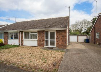 Thumbnail 2 bed semi-detached bungalow for sale in Blackhall Road, Cambridge