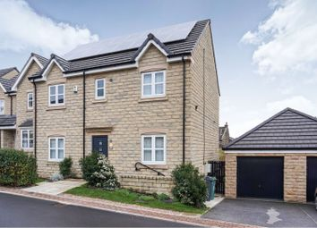 Thumbnail 4 bedroom detached house for sale in Austin Close, Lindley, Huddersfield