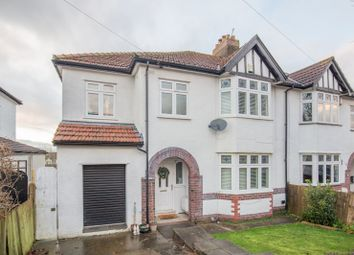 5 bed semi-detached house for sale in Hill View, Henleaze, Bristol BS9