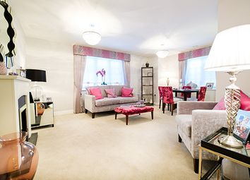 Thumbnail 1 bed flat to rent in Le Jardin, Station Road, Letchworth Garden City, Hertfordshire