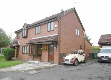 Thumbnail 3 bed semi-detached house to rent in Claydon Drive, Radcliffe, Manchester