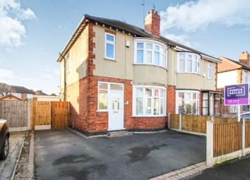 Thumbnail 3 bed semi-detached house for sale in Beech Avenue, Derby