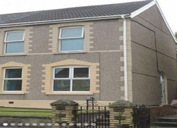 Thumbnail 3 bedroom property to rent in Borough Road, Llanelli, Carmarthenshire