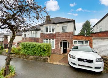 4 bed semi-detached house for sale in Westwick Crescent, Beauchief, Sheffield S8