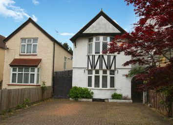 Thumbnail 3 bed detached house to rent in Chertsey Road, Byfleet, West Byfleet