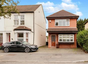 Thumbnail 3 bedroom detached house to rent in Sydney Road, Bexleyheath