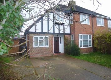 Thumbnail 4 bed property to rent in Kenley Road, New Malden