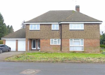 Thumbnail 6 bed detached house for sale in Watford Road, Radlett, Herts