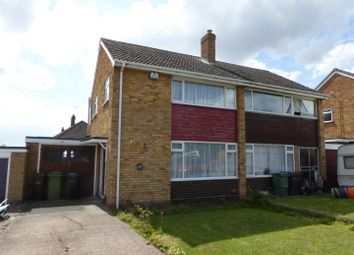 Thumbnail 3 bedroom semi-detached house for sale in Harwin Close, Wolverhampton