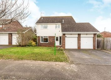 Thumbnail 4 bed detached house for sale in Clydesdale Road, Droitwich