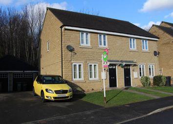 Thumbnail 3 bed semi-detached house for sale in Jilling Ing Park, Earlsheaton, Dewsbury