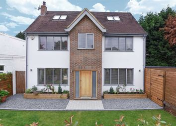 Thumbnail 4 bed detached house for sale in Woodwaye, Oxhey WD19.