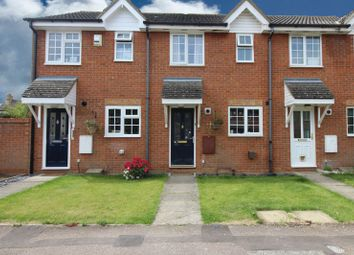 Thumbnail 2 bed terraced house for sale in Elgar Drive, Shefford