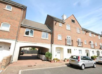 Thumbnail 4 bed terraced house for sale in Leeward Quay, Eastbourne, East Sussex