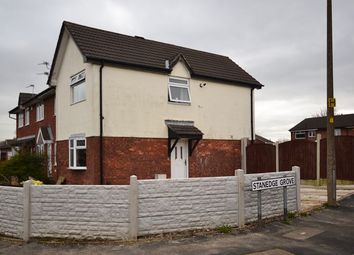Thumbnail 3 bed end terrace house for sale in Stanedge Grove, Hawkley Hall, Wigan